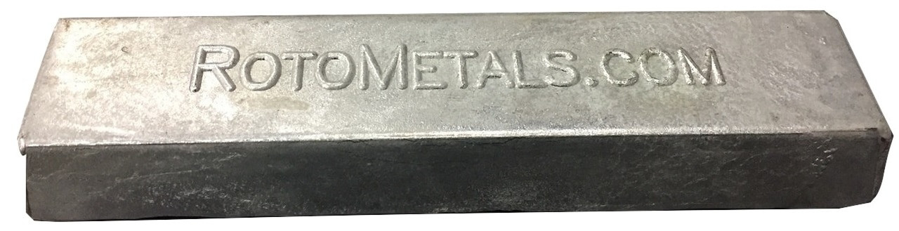 mil a 18001 k zinc ingot great for making own sacrificial anodes