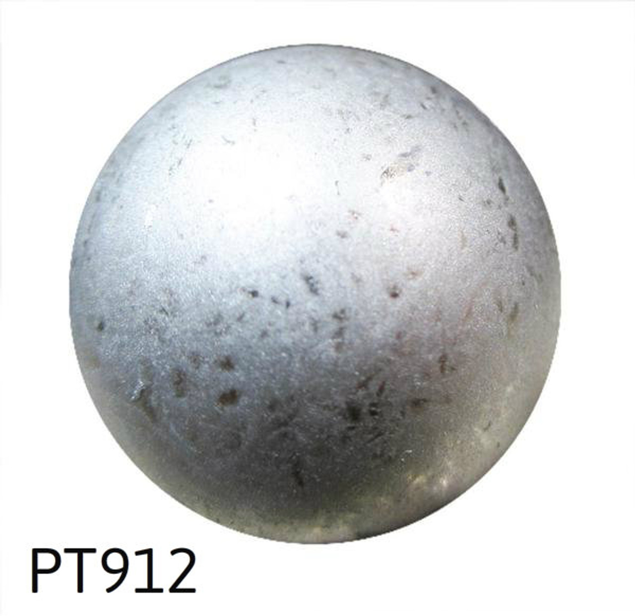 PT912 - Pewter High Dome Nail/Clavos Head - Head Size: 7/16\