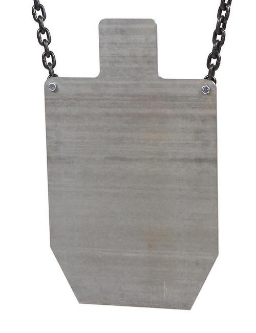 "AR500 Steel Target  3/8"" x 18"" x 30"" Gong"