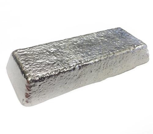 Tin Ingot 99.9% Pure