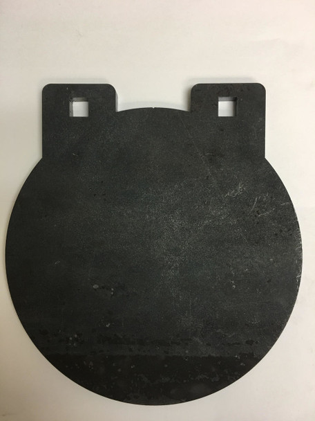 """AR500 Steel Targets  3/8"""" x 8"""" x 8"""" Round For precision practice"""