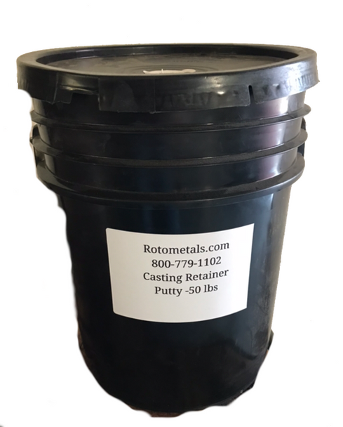 Casting Retainer Putty 50 pounds