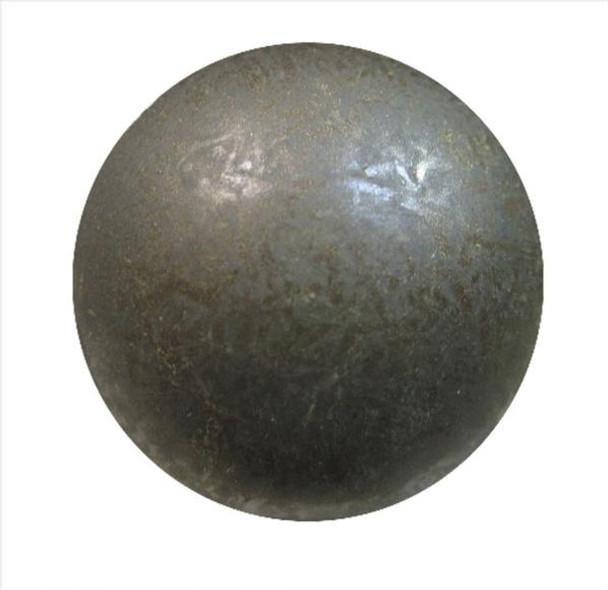 """EC190V - V Round  Nail/Clavos Head - Head Size: 3/4"""" Nail Length: 5/8"""" - 1000/box"""