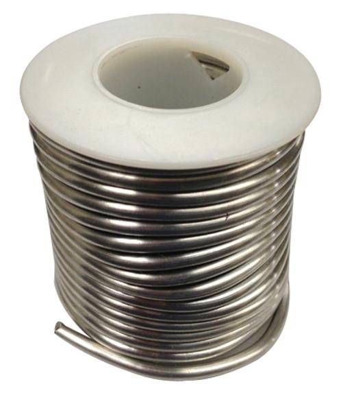 Zinc Sheet Solder 1 Pound Spool