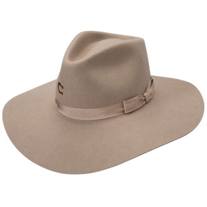 Charlie 1 Horse Highway Light Brown Western Hat