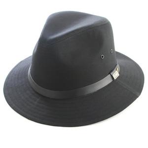 Dobbs Black Poplin GABLE Sporty Hat