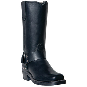 Dingo Molly Black Women Leather Boots