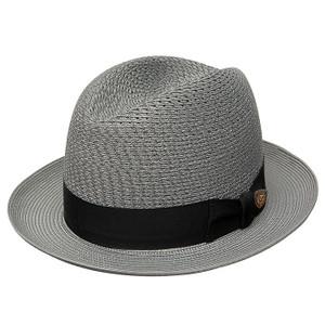 Dobbs Madison Gray Straw Hat