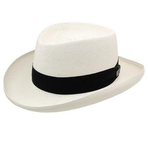 Dobbs Basino Natural Straw Hat