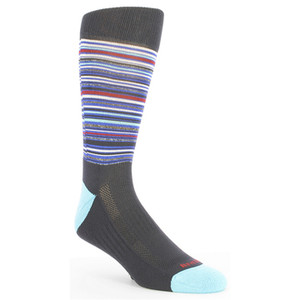 Remo Tulliani Apache Navy Dress Socks