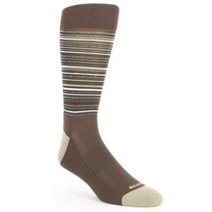 Remo Tulliani Apache Brown Dress Socks
