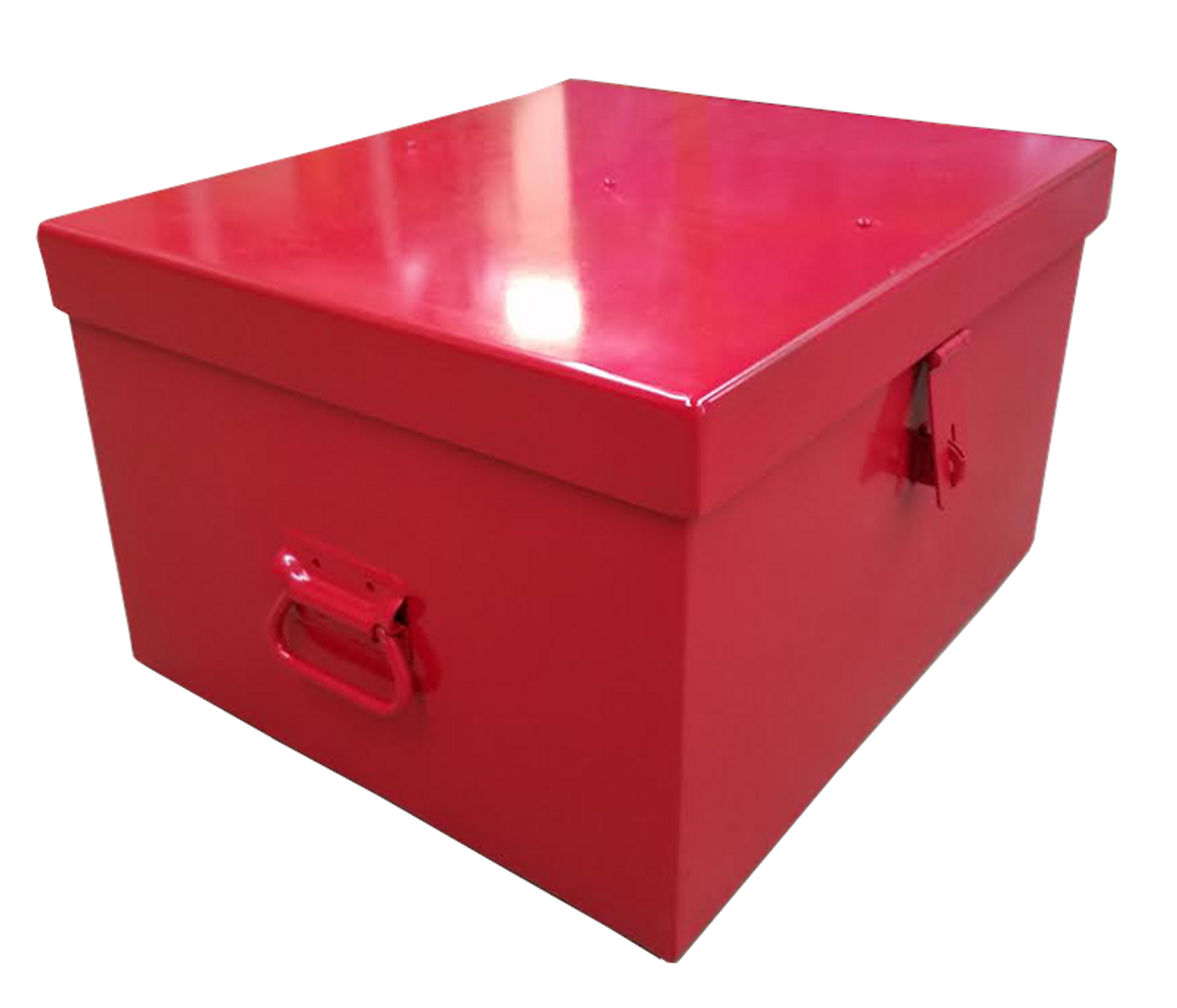 Dual Handle Explosive Storage Day Box 145 X 125 X 9 Id