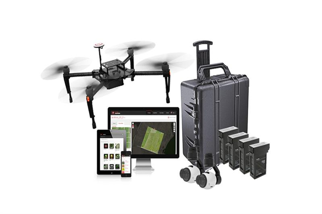 DJI Smarter Farming Package With Precision Hawk Data Mapper And - Data mapper c