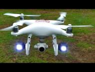 Drone Lighting / Landing Pads