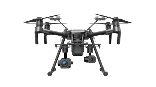 Matrice 210 SAR/LE/FIRE Drone Package with Dual Cameras