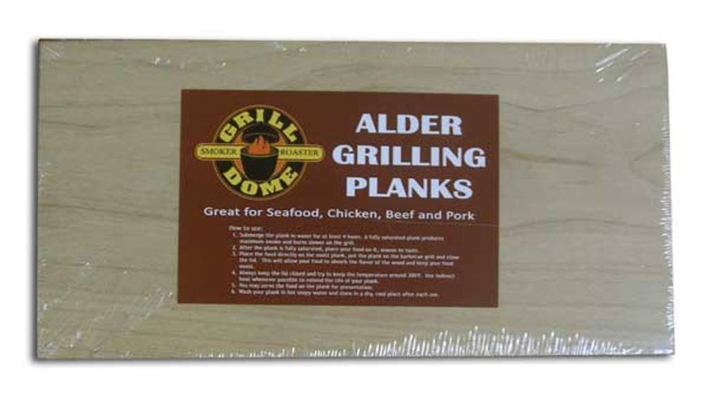 Alder Wood Cooking Planks