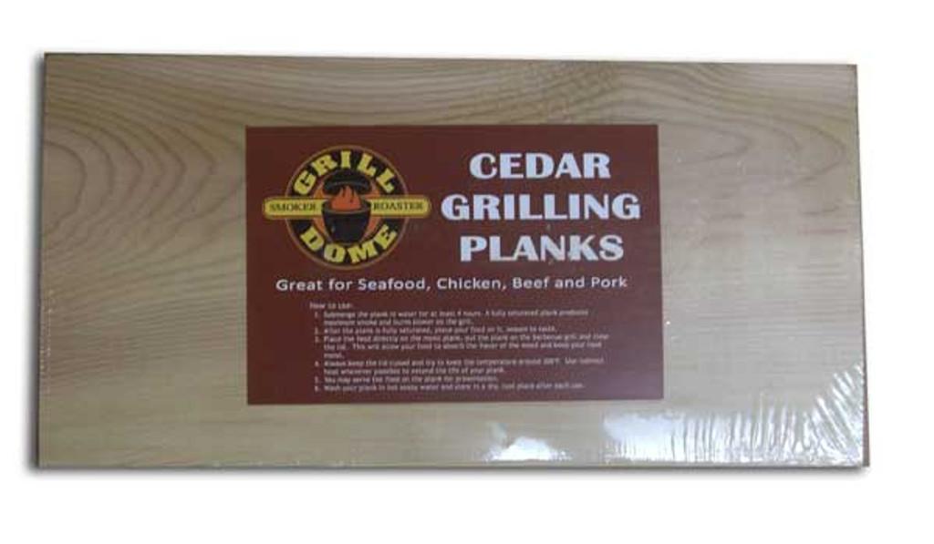 Cedar Wood Cooking Planks