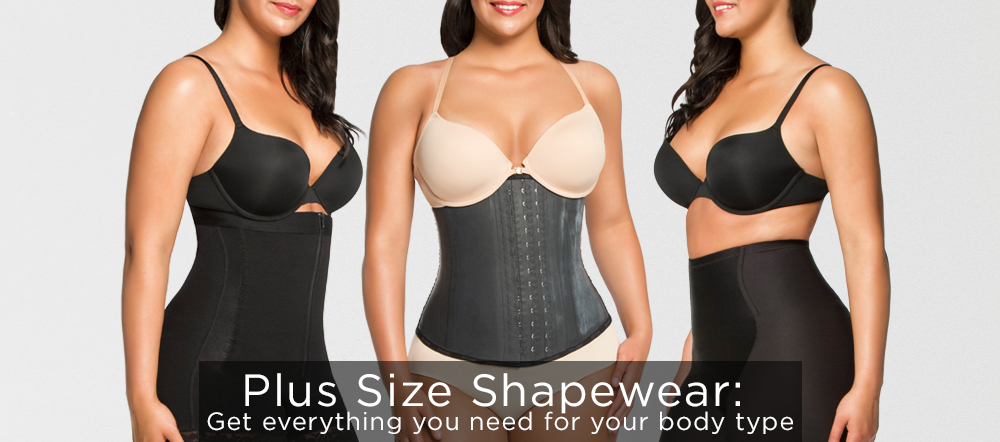 7b34b227158c7 Plus Size Shapewear  Get Everything You Need for Your Body Type ...