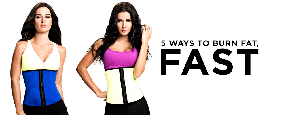 The most effective fat-burning methods