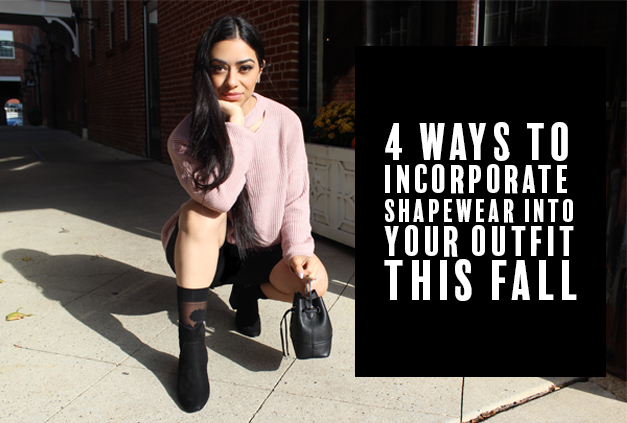 4 ways to incorporate shapewear into your outfit