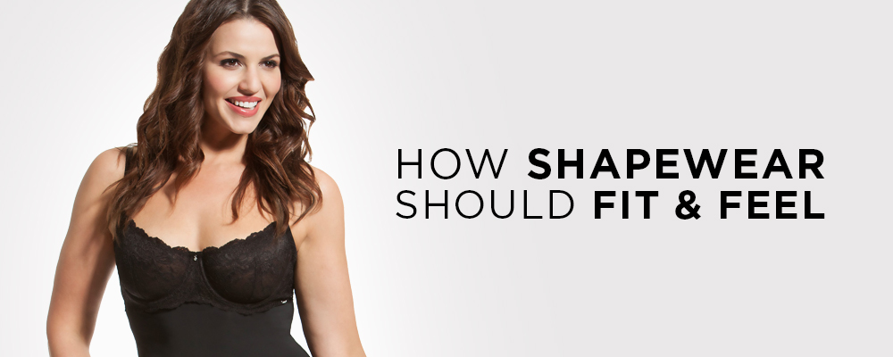 What shapewear should feel like