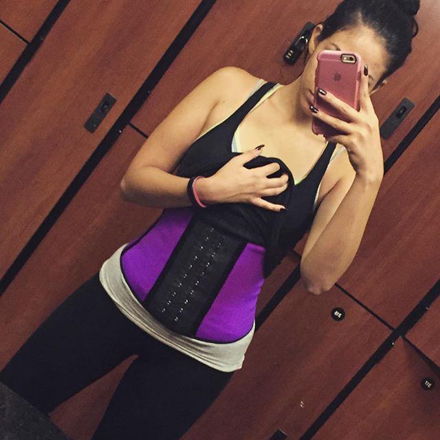 Ann Chery Workout Waist Trainer