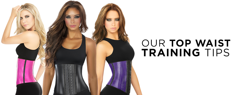 Best waist training tips for beginners