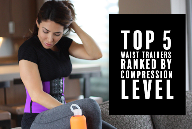 Waist Trainers Compression Rankings
