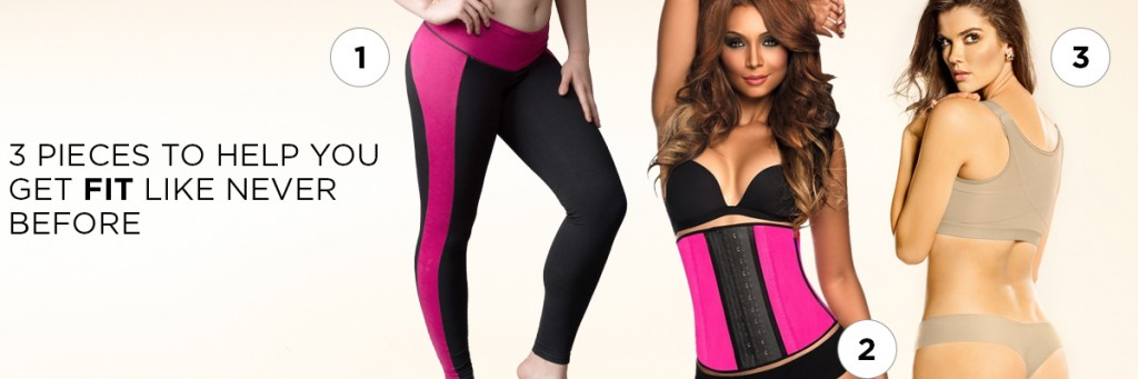 3 workout shapewear garments to help you get fit
