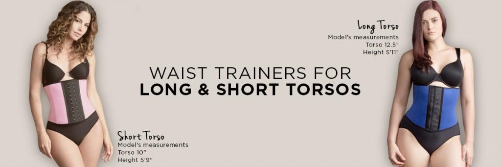 The ideals waist trainers for short torsos and long torsos