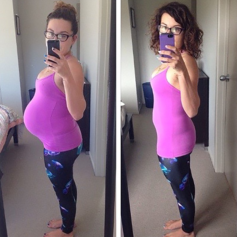 Getting your pre-baby bod back