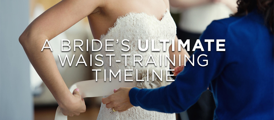 Wedding Day Countdown: Your Waist Training Timeline
