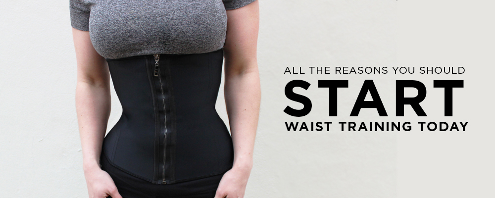 waist training for a new mom
