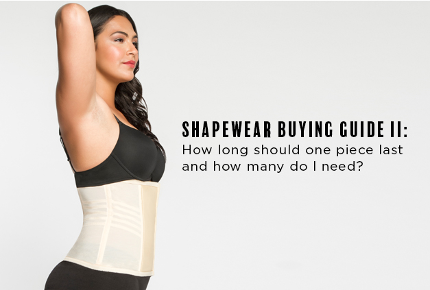The shapewear you need to make your closet complete