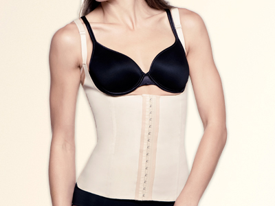 Sculpting Vest Waist Trainer by Amia A103