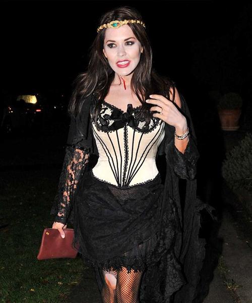 Danielle Lineker Vampire Victim
