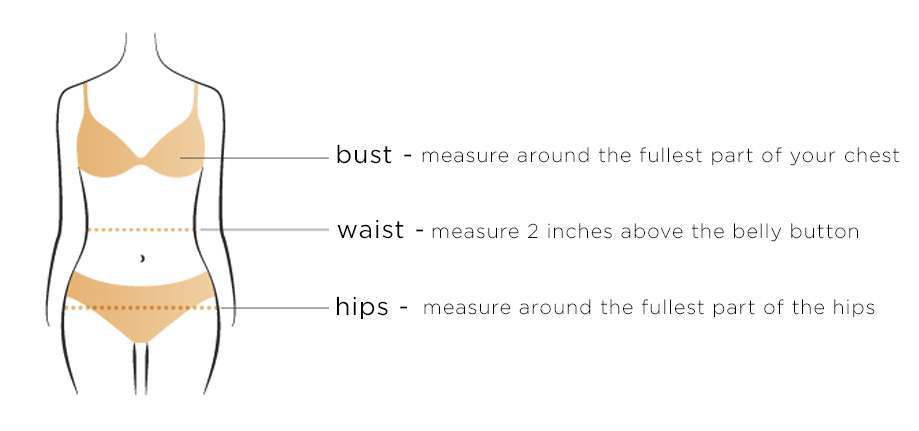 How to measure butt think, that