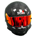 Stilo ST5 GT Carbon w Red Iridium Visor