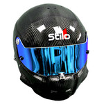 Stilo ST5 GT Carbon w Blue Iridium Visor