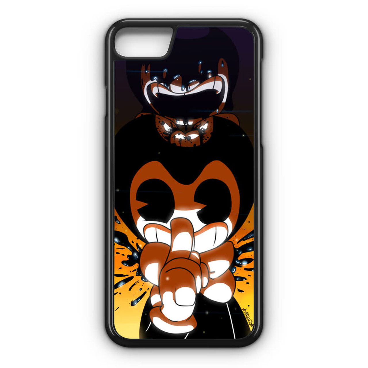 bendy and the ink machine iphone 7 case caseshunter