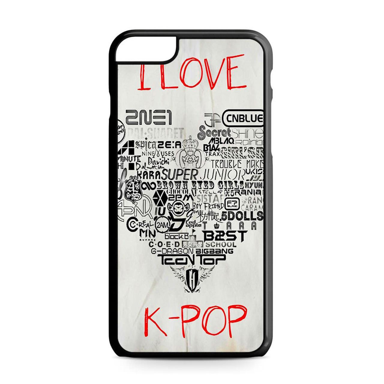 kpop iphone 6 case