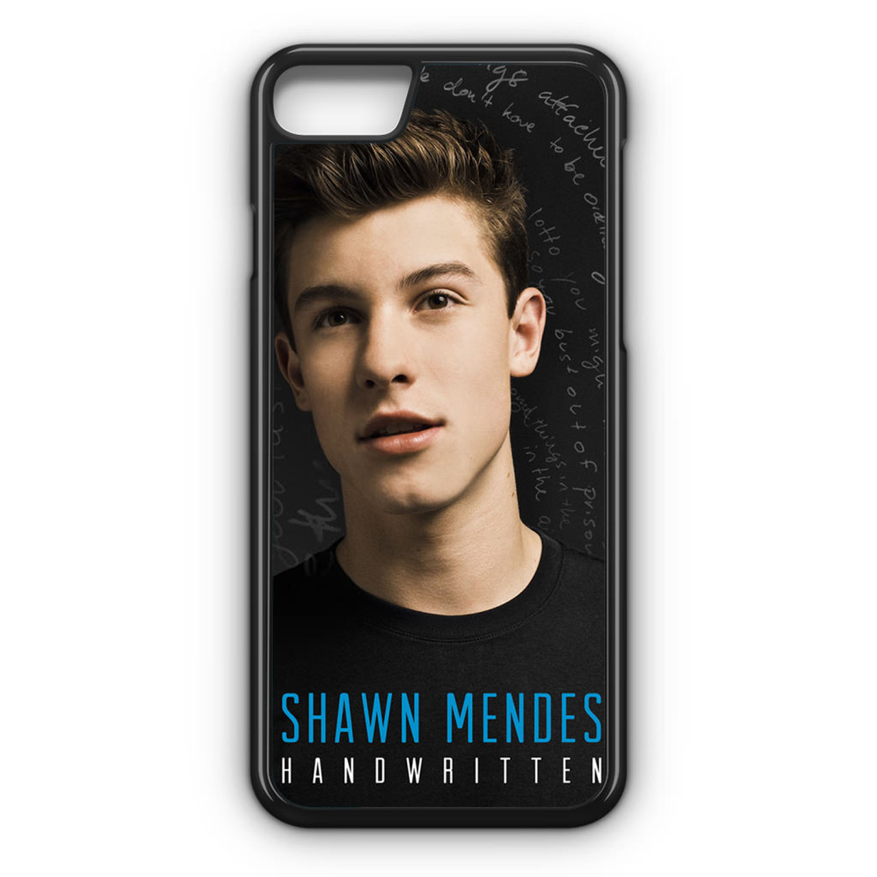 shawn mendes iphone 8 plus case