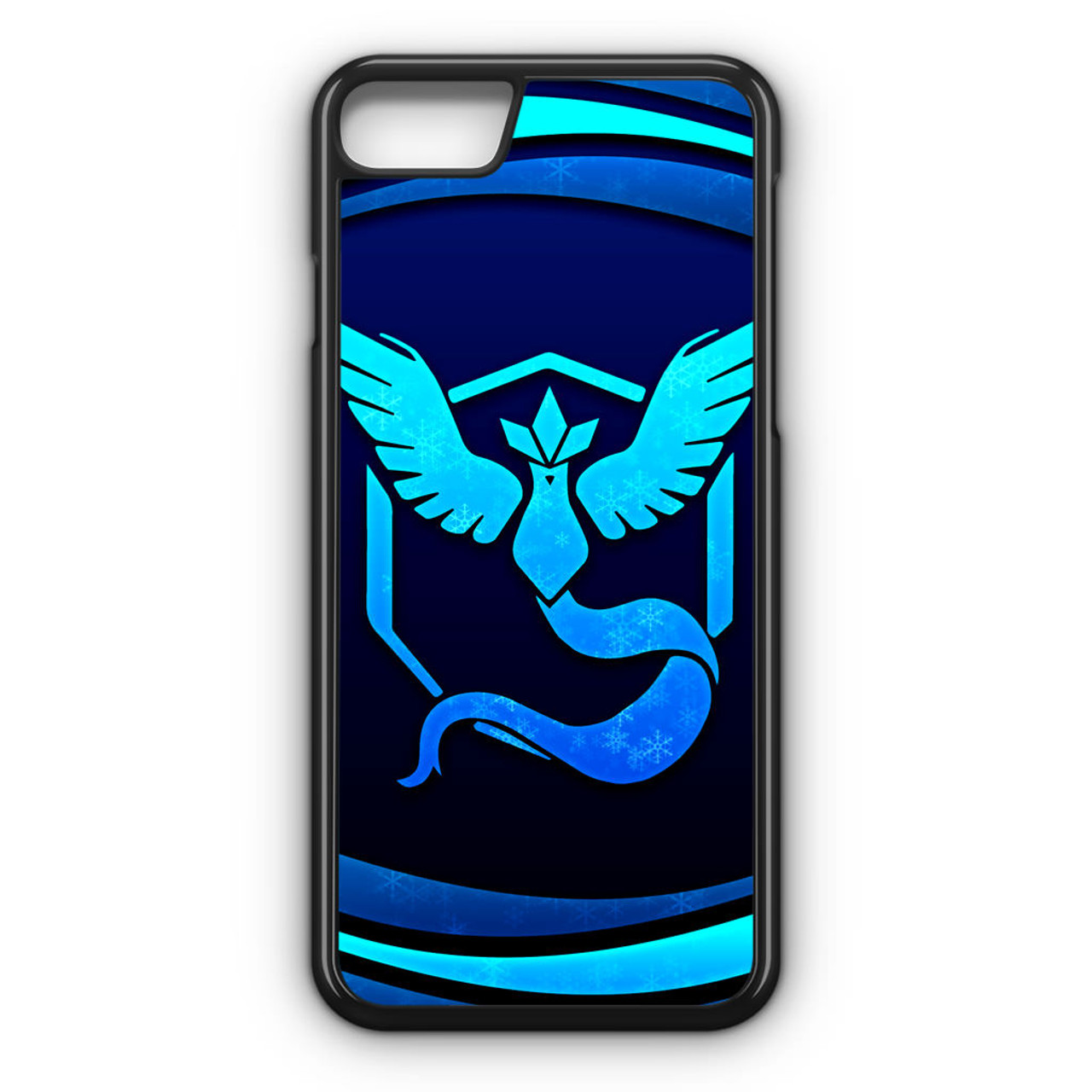 Pokémon GO Application Compatibility Information IOS: Compatible with iPhone ® 5s and above, with iOS Ver. 10 and above installed.. Not compatible with 5th generation iPod Touch devices or iPhone 4S or earlier iPhone devices.