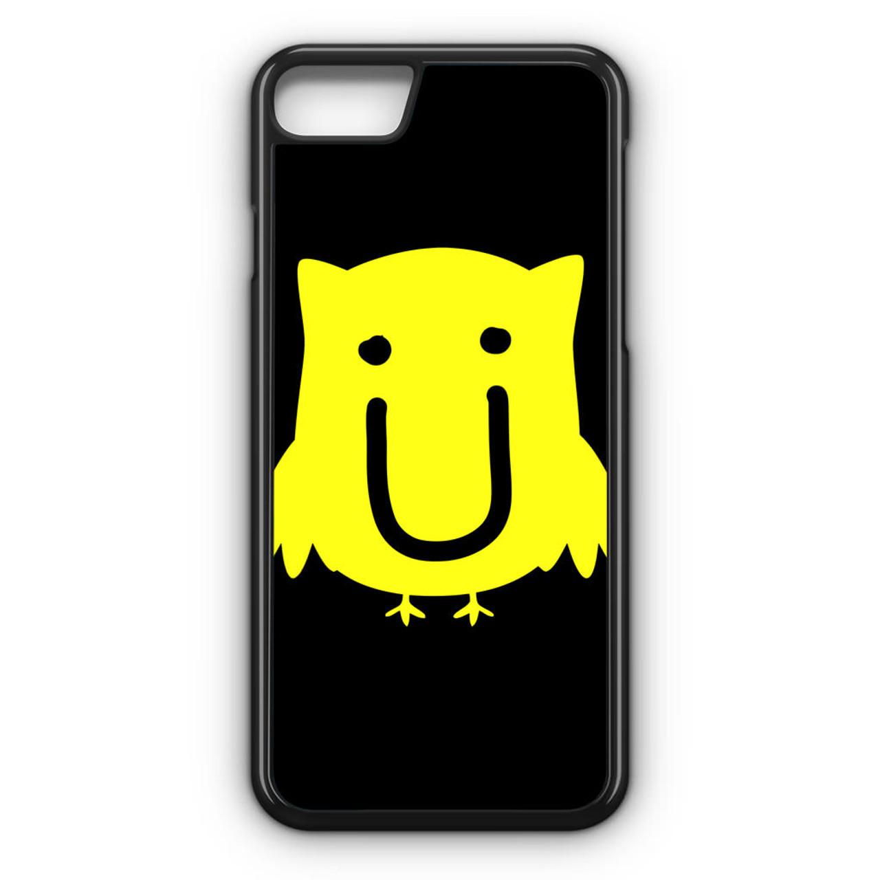 jack u owl logo iphone 8 case caseshunter