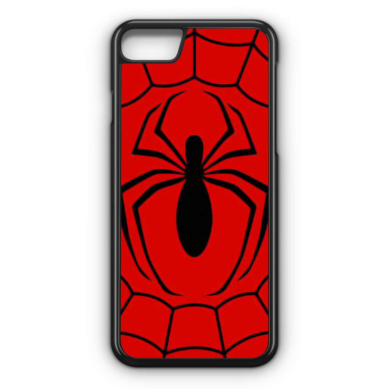 Spiderman Symbol Iphone 8 Case Caseshunter