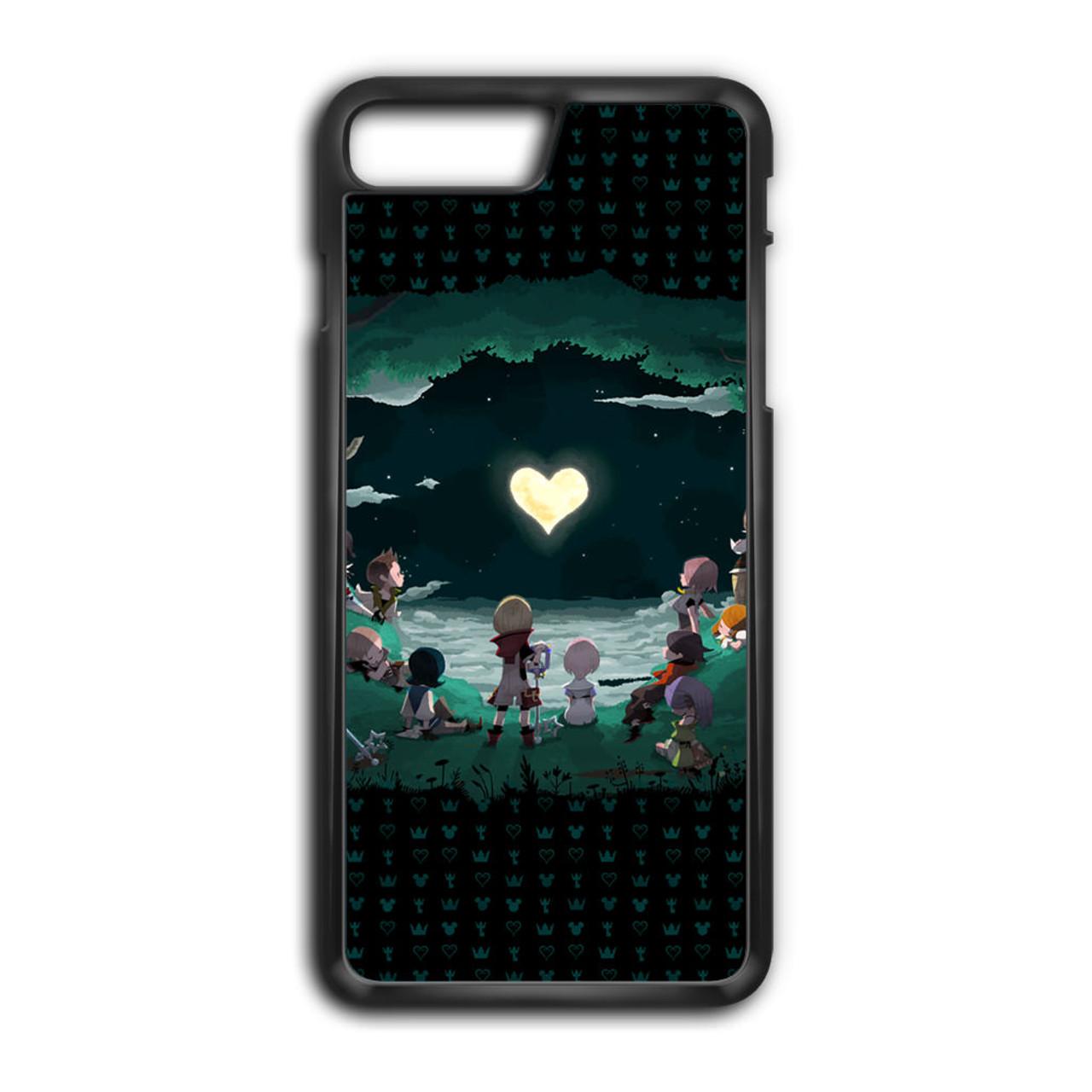 kingdom hearts iphone 7 plus case