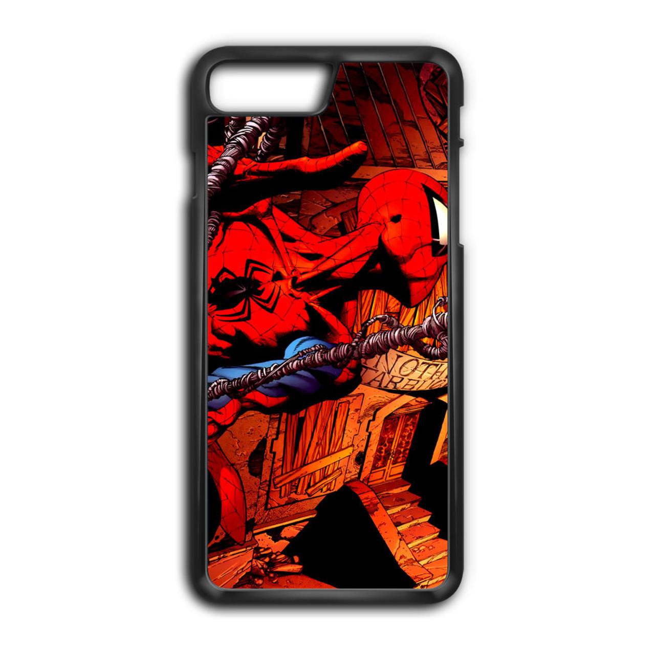 iphone 8 plus case spiderman