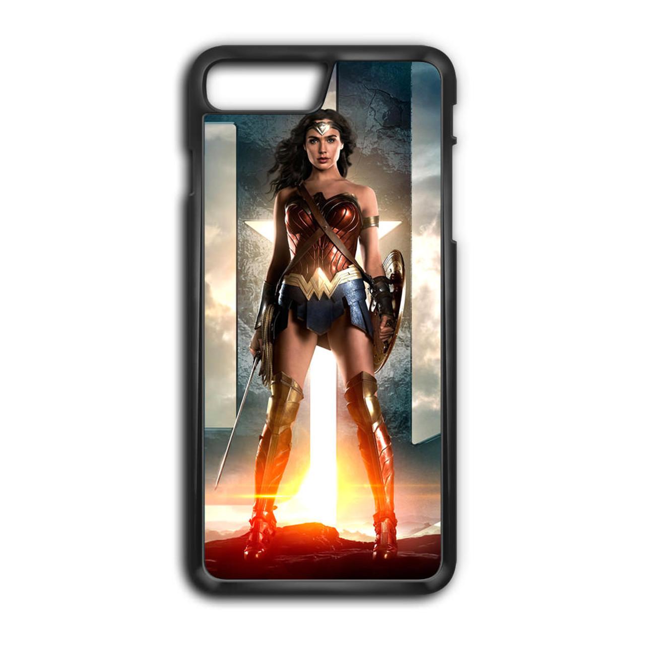wonder woman iphone 8 case