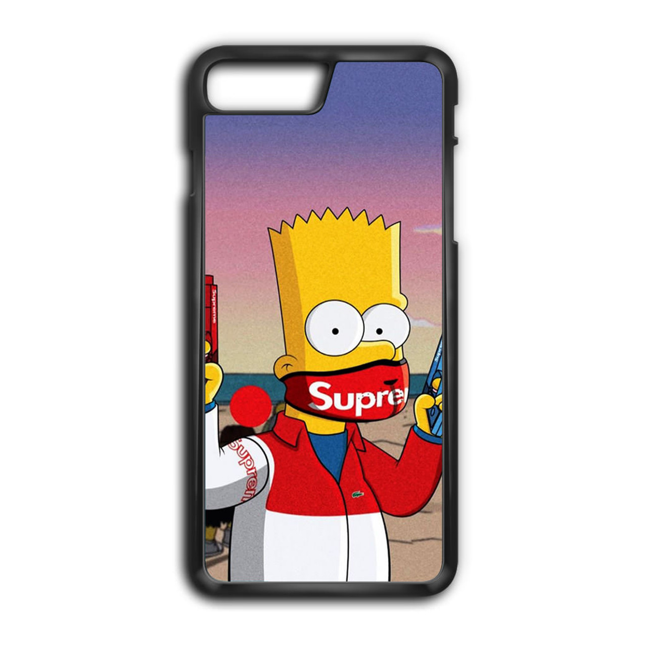 bart supreme iphone 8 plus case caseshunter. Black Bedroom Furniture Sets. Home Design Ideas