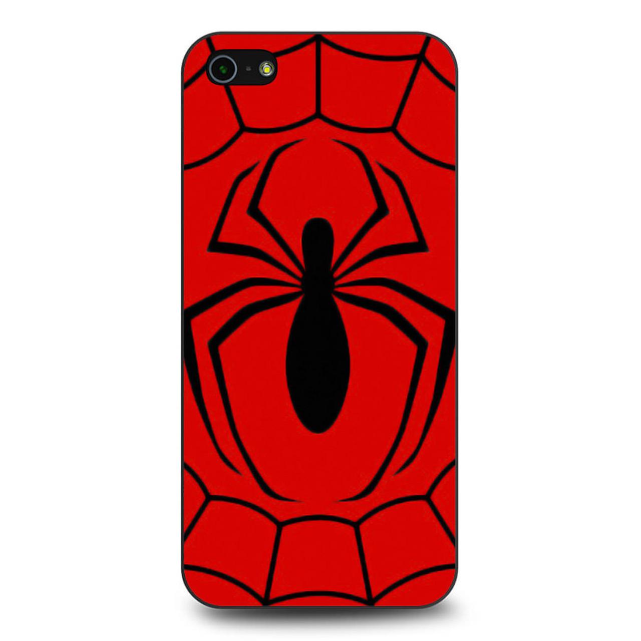 Spiderman Symbol Iphone 55sse Case Caseshunter